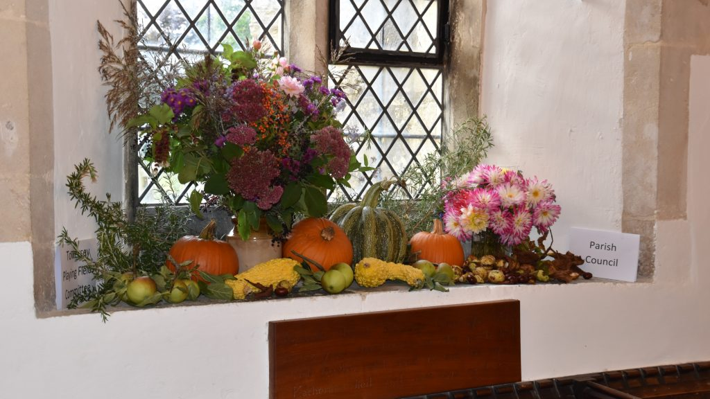 Harvest at St Catherine's, Towersey