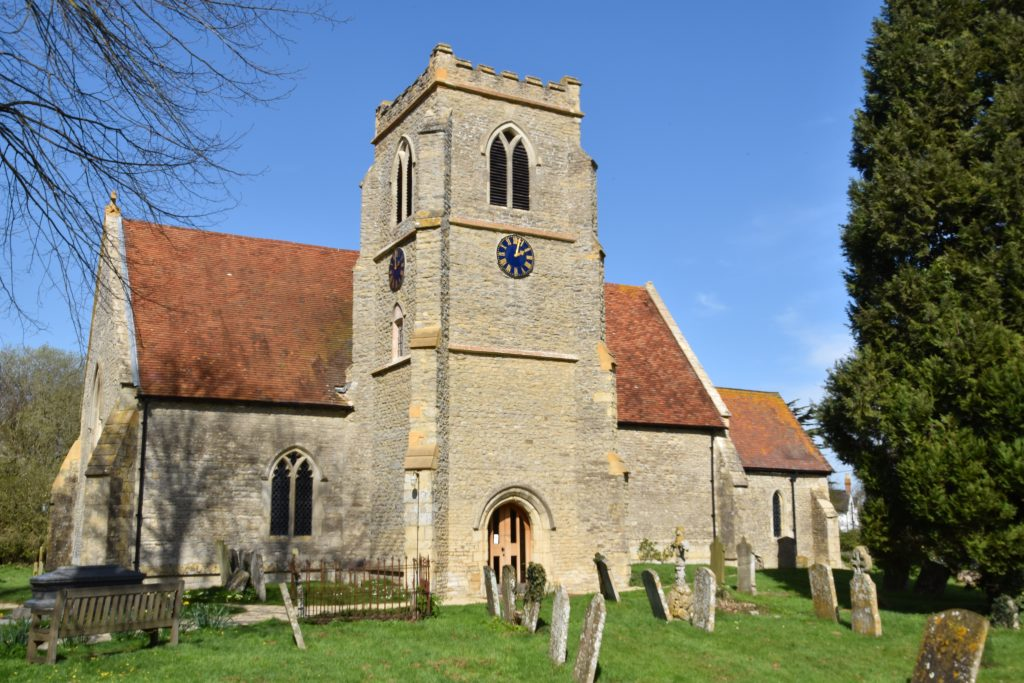 St Catherine's Church Towersey