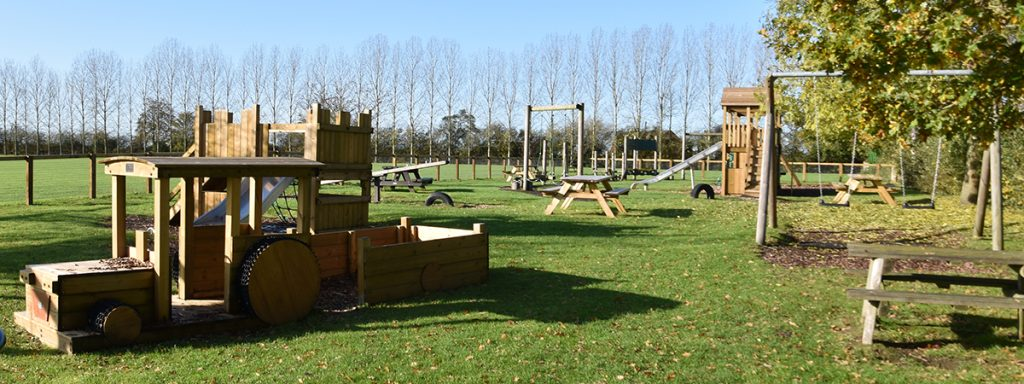 Towersey Playground and Playing Fields