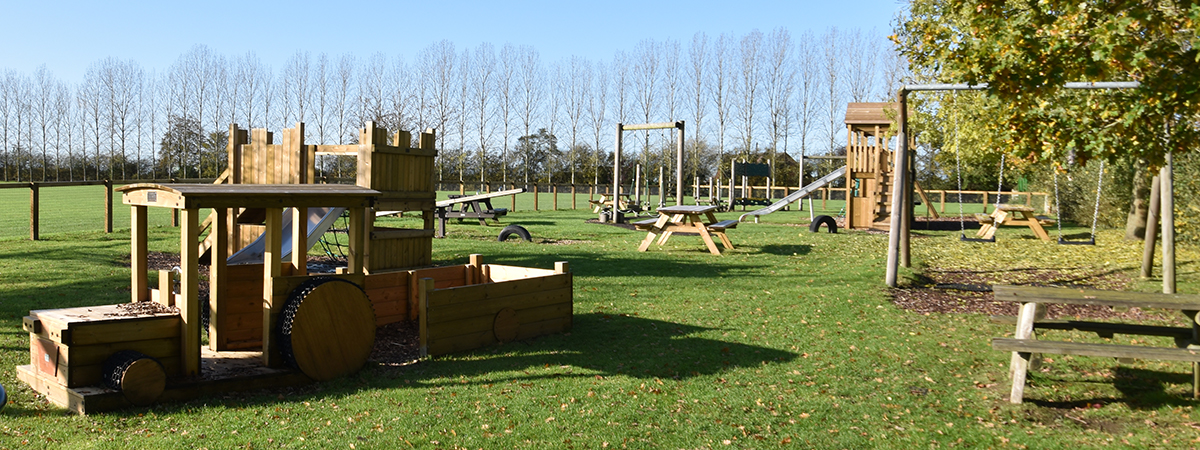Playground and Playing Fields